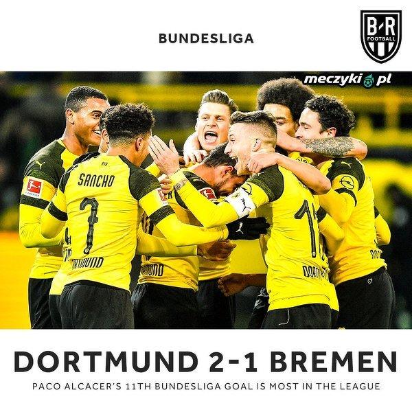 BVB utrzymuje przewagę nad Bayernem