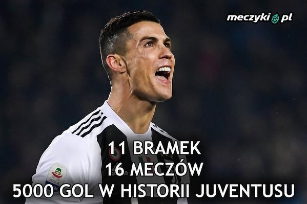 Zapisał się w historii Juventusu