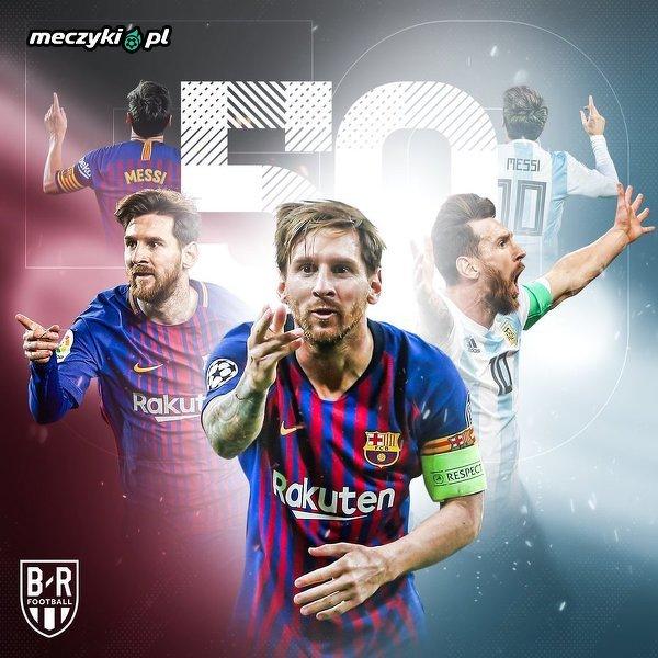 Pierwszy piłkarz, który strzelił 50 goli we wszystkich rozgrywkach w 2018 roku