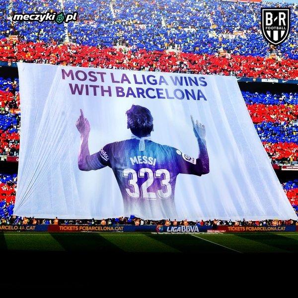 Messi wyprzedził Xaviego