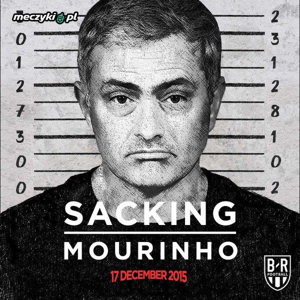 3 lata temu Jose Mourinho został zwolniony z Chelsea