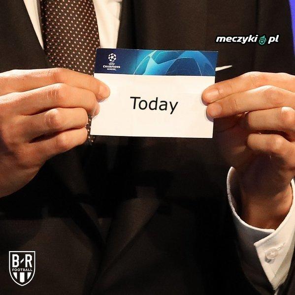 To już dziś. Losowanie 1/8 Ligi Mistrzów i 1/16 Ligi Europy