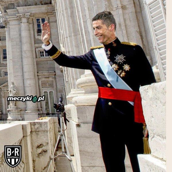Ronaldo znowu zawita do Madrytu
