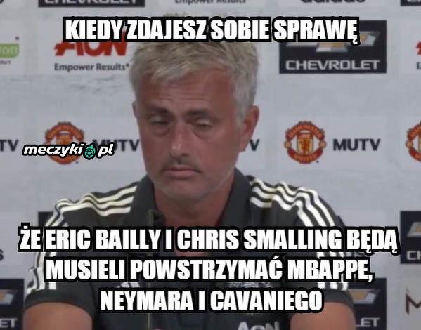 Kiepskie losowanie dla Mourinho