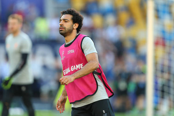 Mohamed Salah piłkarzem roku w Afryce