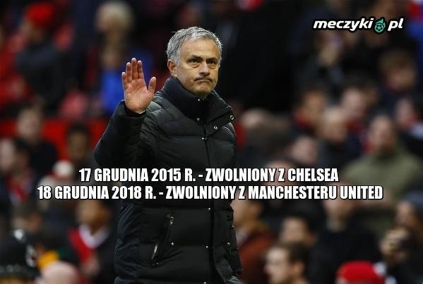 Mourinho nie dostaje fajnych prezentów na święta