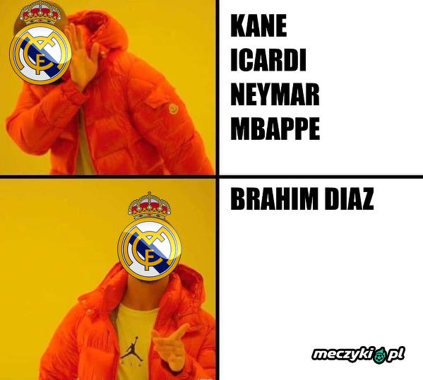 Polityka transferowa Realu