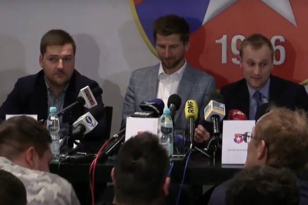 Wisłocki: Żaden inwestor nie wejdzie do klubu przed pierwszym meczem