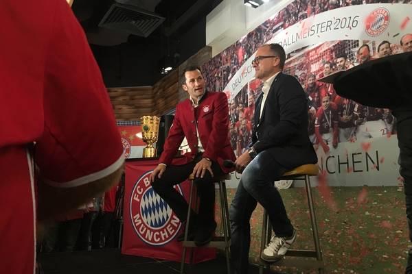 """Salihamidzić o kolejnych transferach Bayernu. """"On idealnie pasuje do naszego systemu gry. Chcemy go pozyskać"""""""