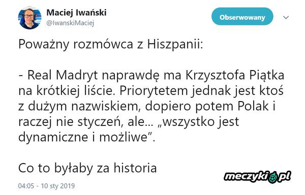 Ciekawostka od P. Maćka