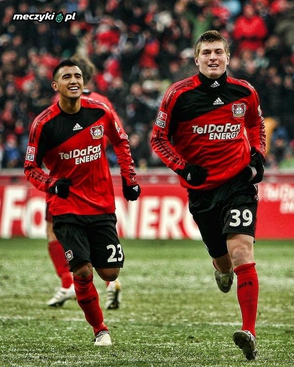 Dawno temu w Leverkusen