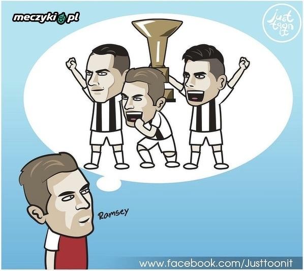 Ramsey już wkrótce z nowymi kolegami