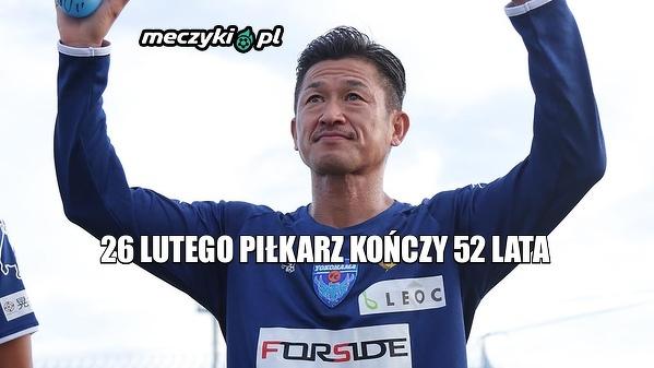 Kazuyoshi Miura oficjalnie przedłużył kontrakt z Yokohama FC