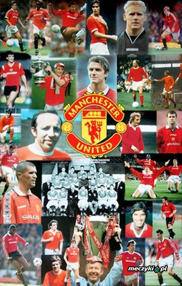 Legendy Man Utd