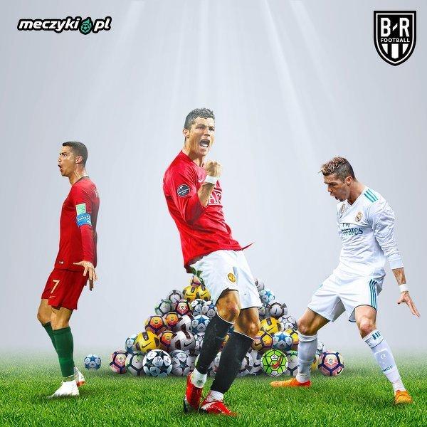 11 lat temu Cristiano Ronaldo zdobył swojego pierwszego hat-tricka w karierze