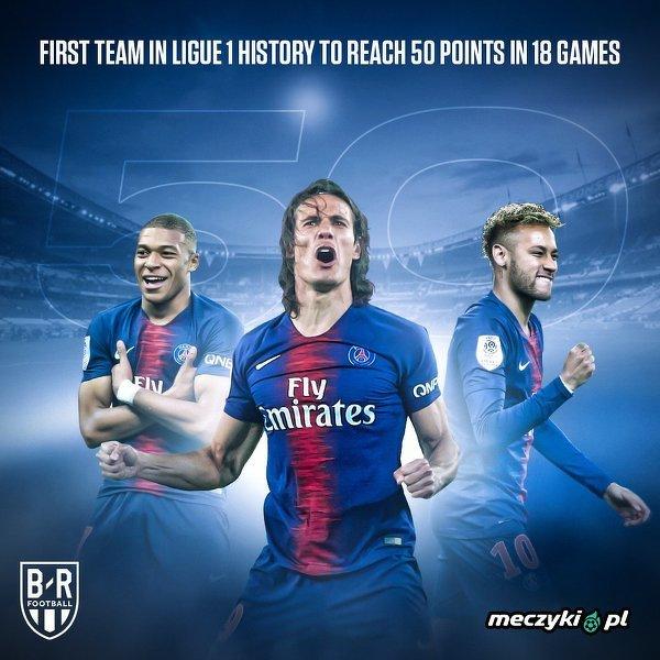 Historyczny wyczyn PSG