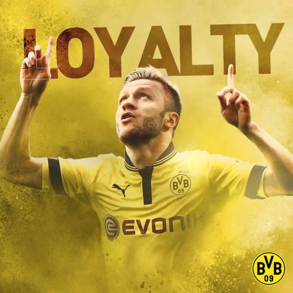 Borussia Dortmund doceniła gest Błaszczykowskiego. O reprezentancie Polski jest głośno w całej Europie