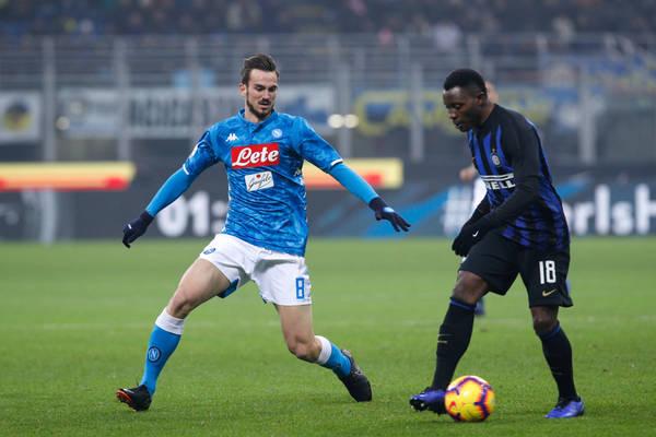 Piłkarz Napoli: Musimy skupić się na lidze. Lazio jest blisko
