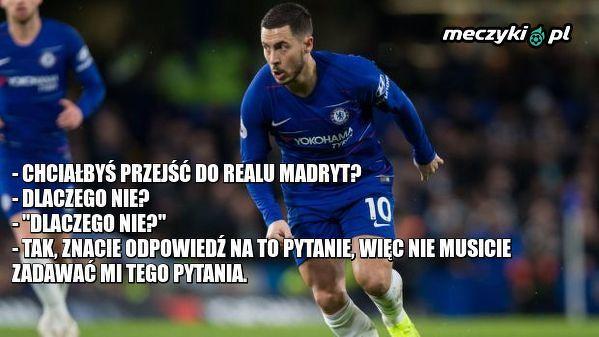 Eden Hazard w rozmowie z France Football
