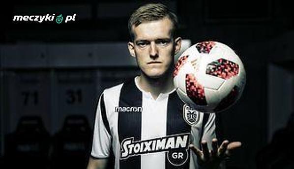 Karol Świderski zapewnia 3 punkty PAOK Saloniki
