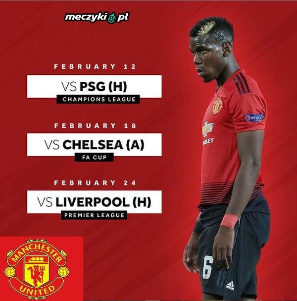 Ciężkie 2 tygodnie przed United