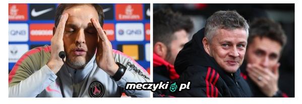 Nastrój fanów PSG i fanów Man Utd przed jutrzejszym meczem w Lidze Mistrzów