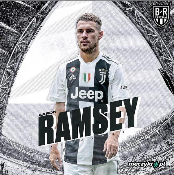 RAMSEY w Juve