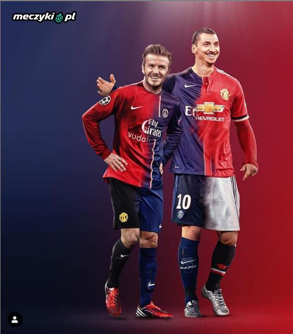 Legendy dziś  na Old Trafford