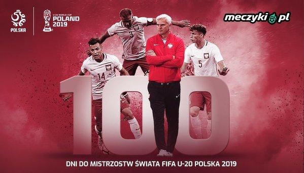100 dni do Mistrzostw Świata U-20 rozgrywanych w Polsce