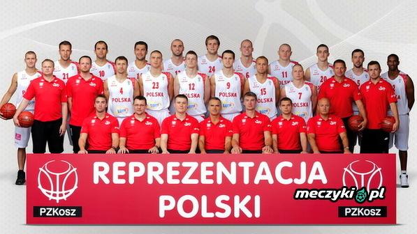 Koszykarze awansowali na MŚ!