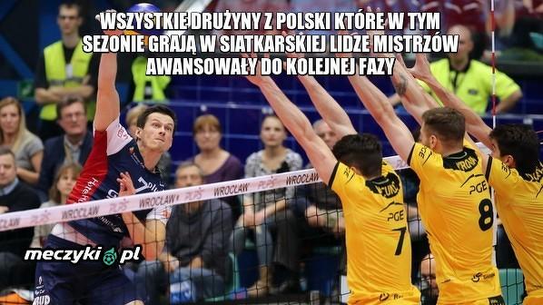 Polscy siatkarze robią furorę w Europie!