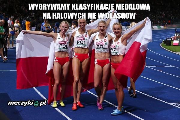 Polska znowu najlepsza!