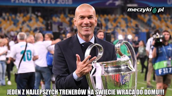 Zidane w Realu