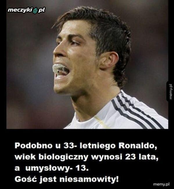 acb1ff667 Cristiano Ronaldo porównał grę w Hiszpanii i we Włoszech.