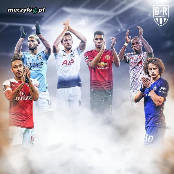 Sześć drużyn z Premier League w ćwierćfinałach europejskich pucharów