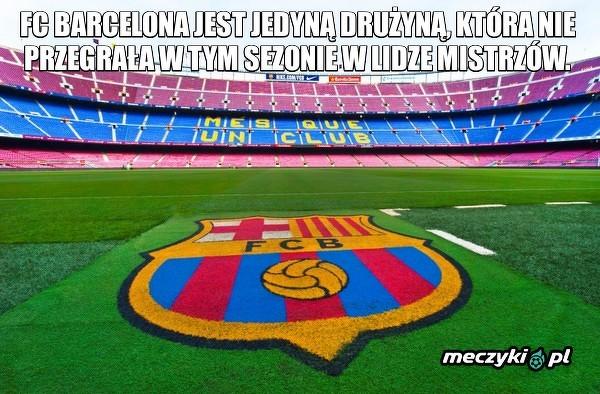 Barcelona jeszcze nie przegrała