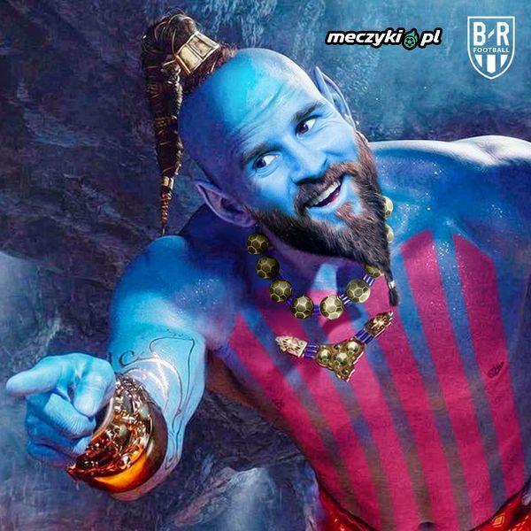 Leo Messi - magik piłki nożnej