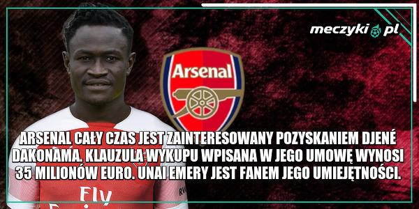 Nowy stoper Arsenalu?