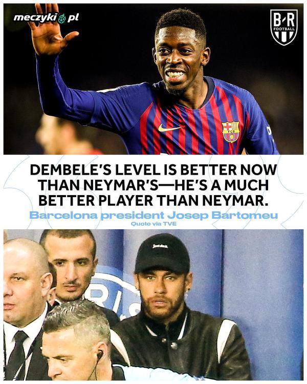 To musiało zaboleć Neymara