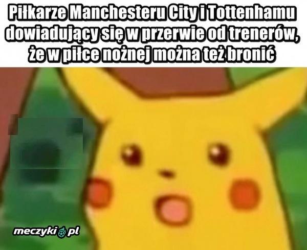Manchester City - Tottenham, co za mecz!