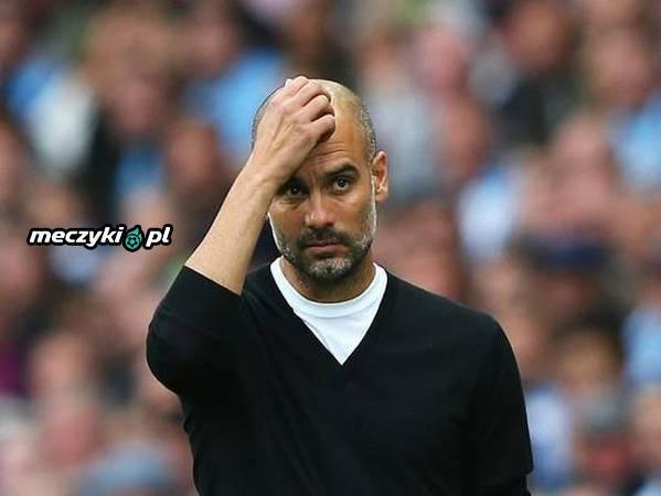 Reakcja Pepa na zejście z boiska De Bruyne z powodu kontuzji