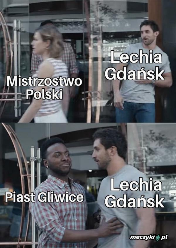 Kolejna przegrana Lechii Gdańsk