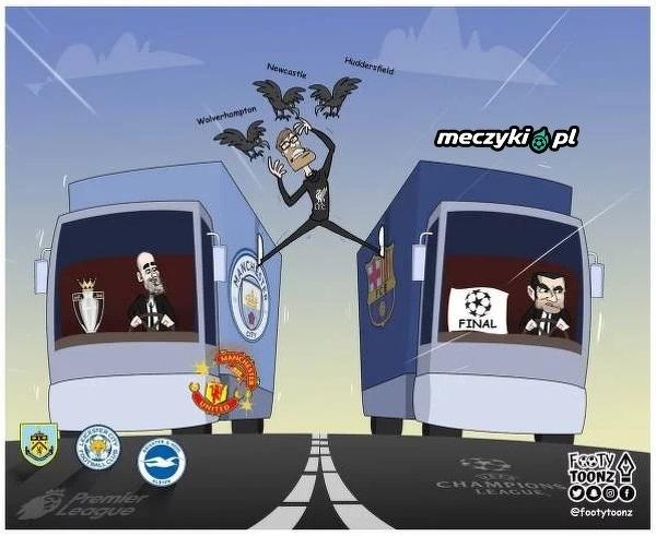 Liverpool pod ciągłą presją