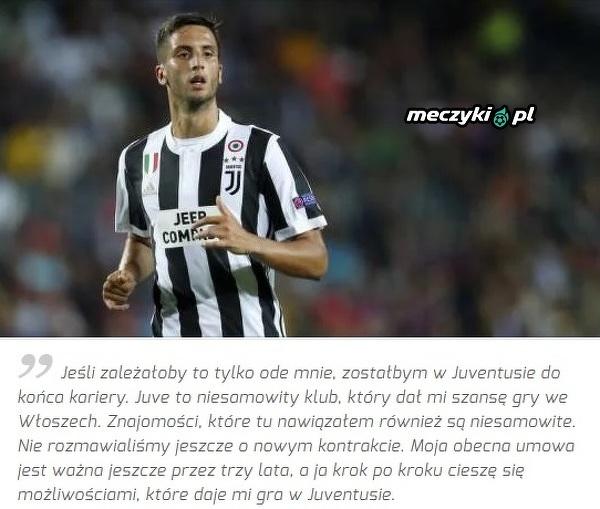 Bentancur chciałby zostać w Juve do końca kariery