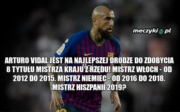 Mistrzowski Vidal