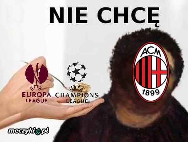 Milan w tym sezonie