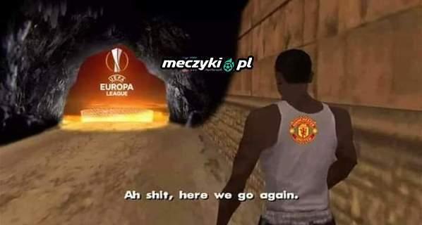 Manchester United wraca do Ligi Europy