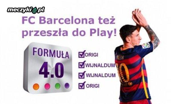 Formuła 4G Barcelony
