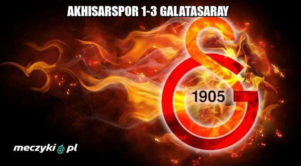 Galatasaray wygrywa Puchar Turcji