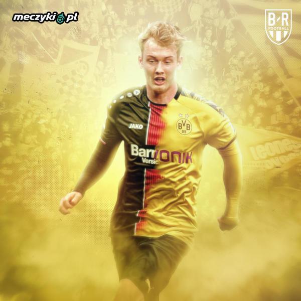 Julian Brandt zostanie piłkarzem Borussii Dortmund